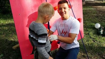 Творческие, спортивные и другие молодёжные объединения Архангельска открыли свои площадки в Петровском парке