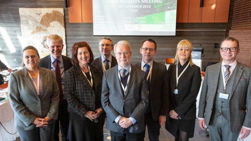 В Руке (Финляндия) состоялось двухдневное пленарное заседание комитета старших должностных лиц Арктического совета. Фото arctic-council.org