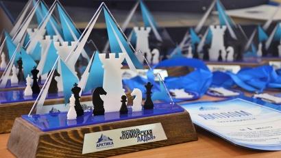Победителям фестиваля «Поморская ладья» были вручены грамоты, медали и памятные кубки