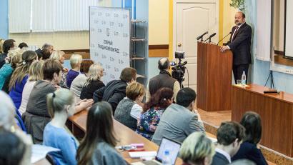 Игорь Орлов: «Качественный рост НКО даст им возможность прийти в систему государственных социальных услуг»