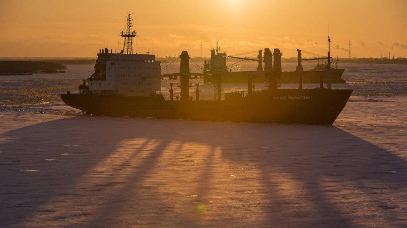 Строительство глубоководного морского порта в Архангельске будет способствовать продвижению интересов России в Арктической зоне. Фото Николая Гернета