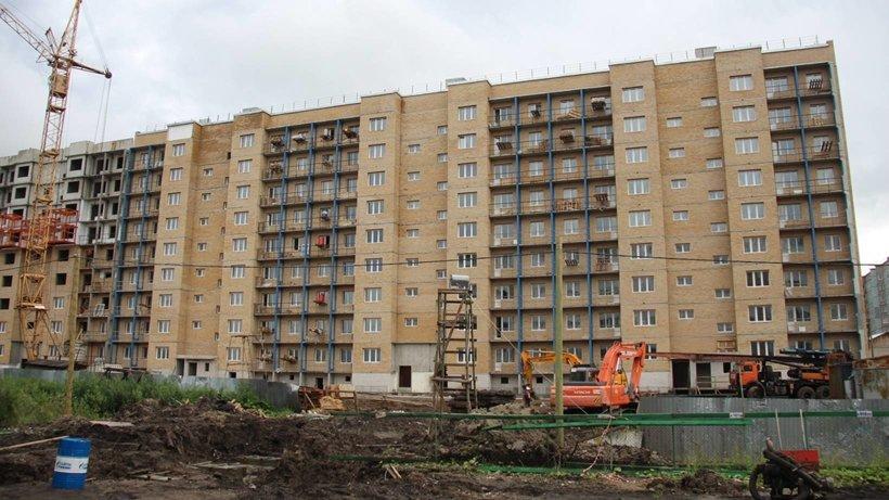 Дом на Московском проспекте будет сдан до конца 2016 года