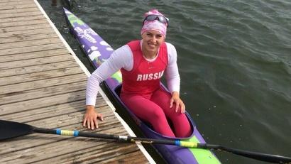 Следующий старт Натальи Подольской на чемпионате – соревнования байдарок-четвёрок на дистанции 500 метров