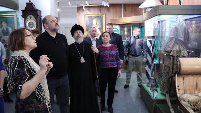 Выставка наиболее полно охватывает историю Каргополя