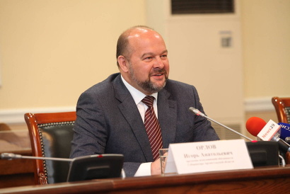 Игорь Орлов: «Моя предвыборная кампания – это то, что было сделано за три с половиной года работы губернатором»