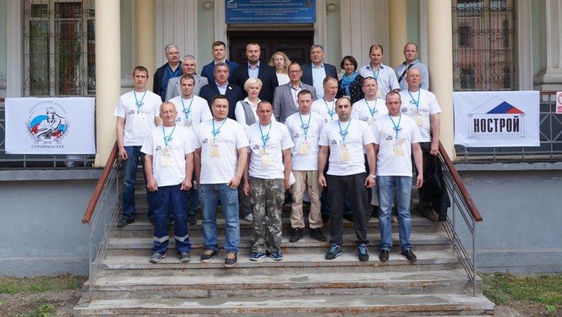 Фото: пресс-служба СРО «Союз профессиональных строителей»