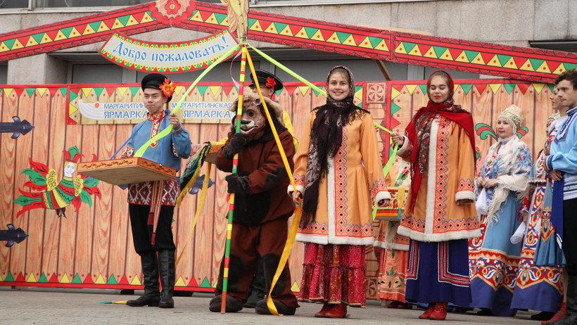 Ярмарочные торговые ряды по традиции будут работать с 21 по 24 сентября на площадках Дворца спорта и Центрального рынка