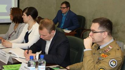 Один из вопросов совещания был посвящён участию молодёжи Поморья в общероссийском форумном движении
