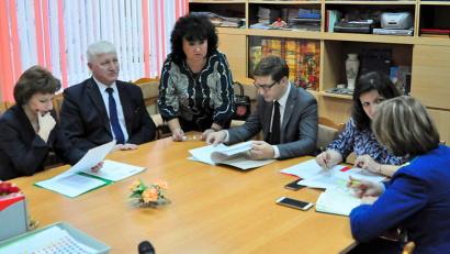 Фото пресс-службы министерства образования и науки Архангельской области