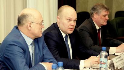 Виктор Иконников рассказал немецким гостям об инвестиционном потенциале региона