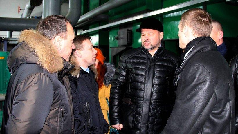 Игорь Орлов: «Новая котельная в Рочегде – ещё один шаг в развитии биоэнергетики в регионе»