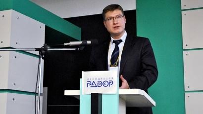 Михаил Яковлев стал председателем комиссии всероссийской ассоциации дорог. Фото пресс-службы «РАДОР»