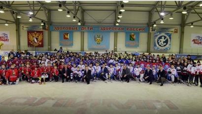 Юные хоккеисты «Двины» – вторые в России