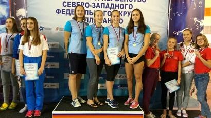 По итогам четырёх соревновательных дней пловцы Поморья завоевали 21 золотую, 19 серебряных и 30 бронзовых наград