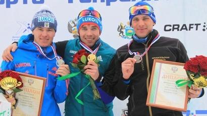 «Бронза» Алексея Шемякина стала первой в мужских лыжных гонках для Архангельской области за долгие годы