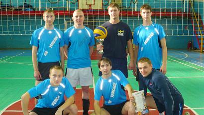 Обладателем Кубка Приморского района среди мужских команд стала сборная Уймы