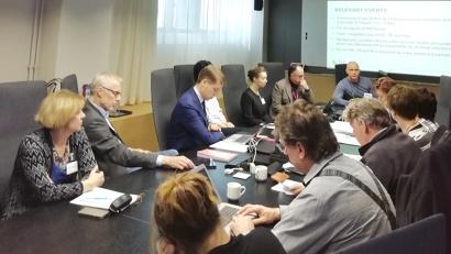 Объединенное заседание руководящих комитетов программы по борьбе с туберкулезом в Баренцевом регионе и программы по борьбе с ВИЧ в Баренцевом регионе