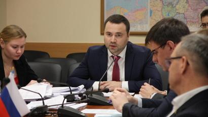 Министр экономического развития Архангельской области Иван Кулявцев