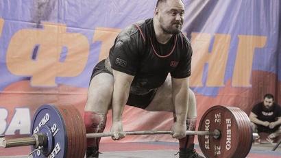 Антон Солодов. Фото из личного архива спортсмена