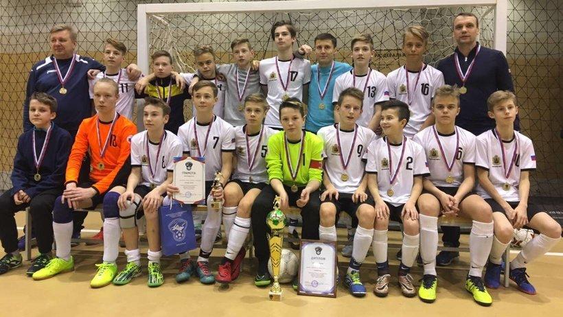 Футболисты сборной Поморья – чемпионы Северо-Запада России