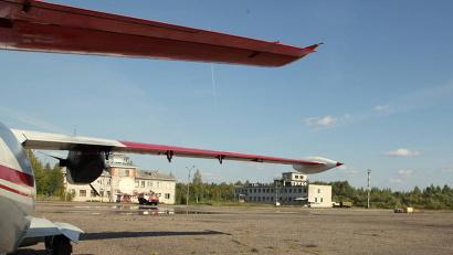 Работа по возобновлению деятельности Котласского аэропорта началась в 2014 году