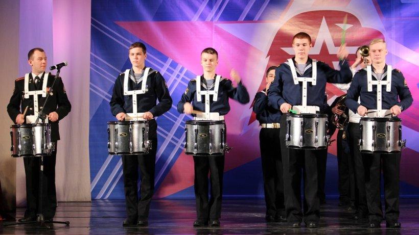 Торжественное открытие первого регионального патриотического форума «Я – Юнармия»