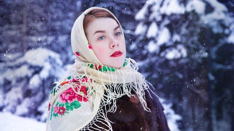Победительница в номинации «Поморская краса» – Юлия Аншукова