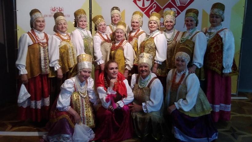 Архангельскую область представляли «Радеюшка», Шалакушский народный хор, студия Малого Северного хора и ансамбль «Скерцо» из Шенкурска