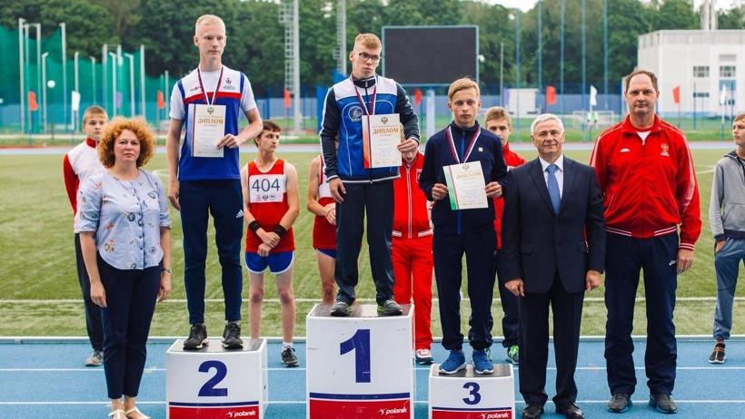 Артем Чернота выиграл «серебро» и «бронзу»
