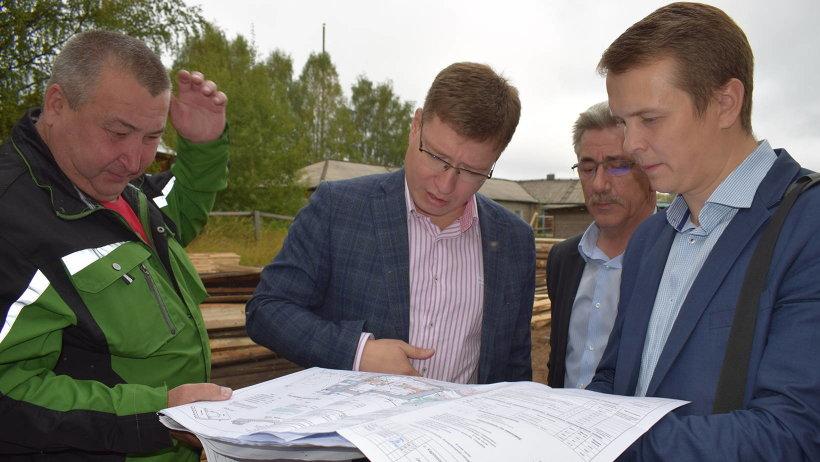 Михаил Яковлев поручил разработать детальный график производства и финансирования работ