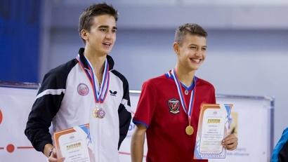 Лев Кацман (справа) ещё совсем недавно выступал за Архангельск. Сейчас талантливый спортсмен переехал в Москву