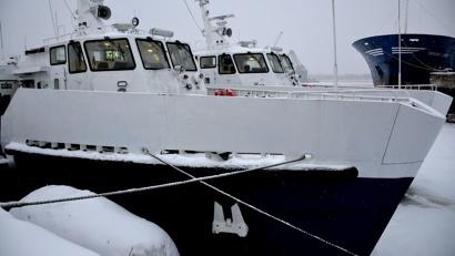Новые пассажирские суда ледового класса отличаются высокой маневренностью, экономичностью и экологичностью