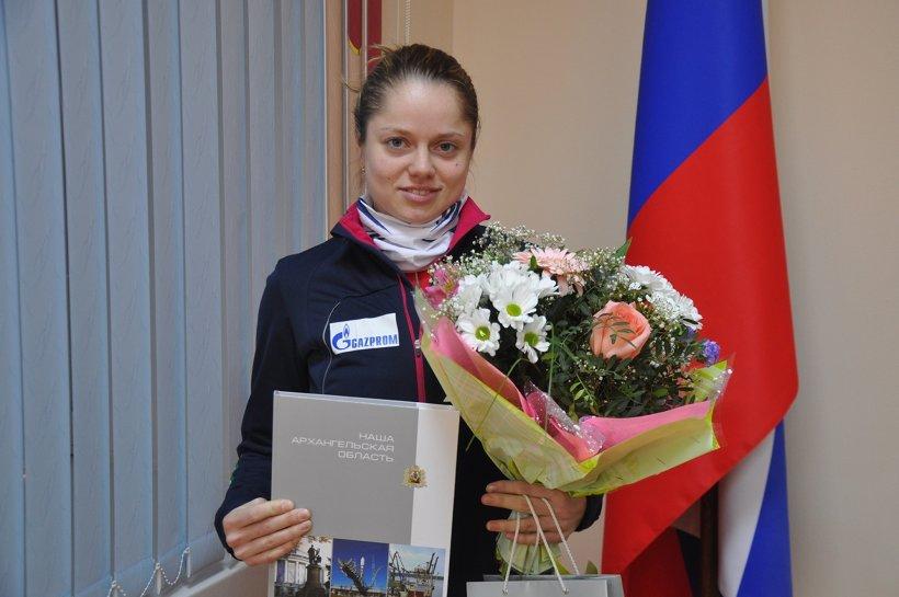 Мастер спорта Екатерина Зубова выиграла обе гонки на V этапе Кубка России по биатлону
