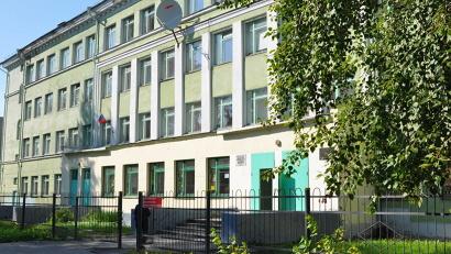 Работы по обновлению северодвинской гимназии №8  уже завершены