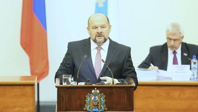 Игорь Орлов: «Наша с вами совместная работа – это только средство для достижения главной стратегической цели: благополучие каждого конкретного человека»