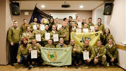 В этот раз в «Поморье» принимали участие шесть студенческих строительных отрядов
