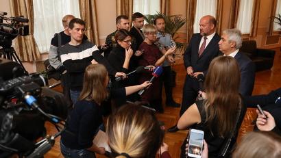 Правительство Москвы и администрация Архангельской области объявили о планах создания современного экотехнопарка