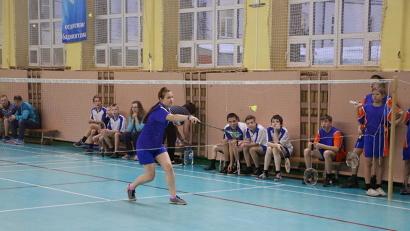 В Архангельске прошли региональные соревнования по парабадминтону