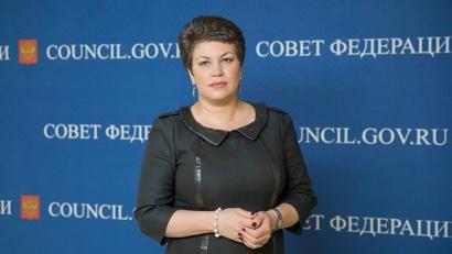 Людмила Кононова: «Очень радует заявление Президента о продлении программы материнского капитала»