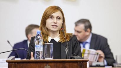 Заместитель министра ТЭК и ЖКХ Архангельской области Тамара Лемешева