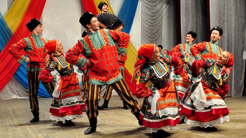 Ансамбль песни и танца «Ставрополье»