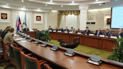 Фото министерства связи и информационных технологий Архангельской области