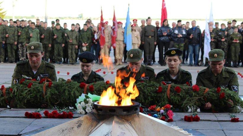 В Архангельске вспомнили павших за Победу
