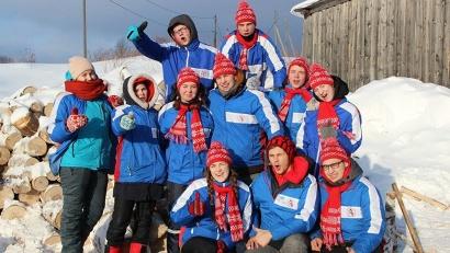 Фото штаба молодежных трудовых отрядов Архангельской области