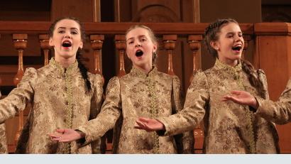 Проект поддерживает молодых вокалистов Архангельской области