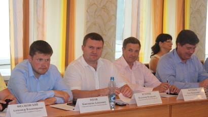 К обсуждению управленческих перспектив региона подключилась местная бизнес-элита