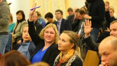 В ходе общения с губернатором журналисты смогли получить ответы на самые острые вопросы