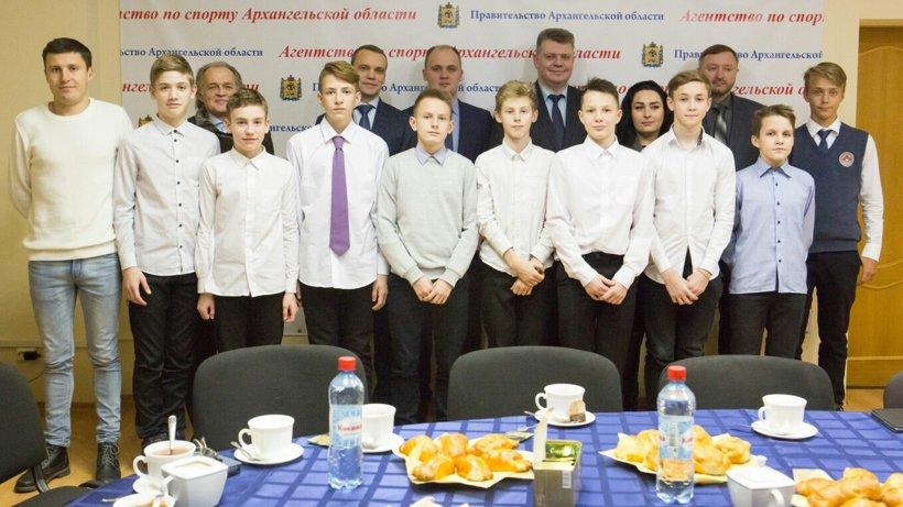 Сборная команда Архангельской области по мини-футболу
