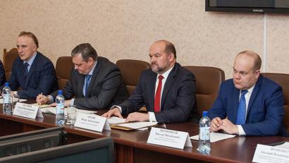 Глава региона обратил особое внимание на необходимость увеличения энергомощностей города Архангельска