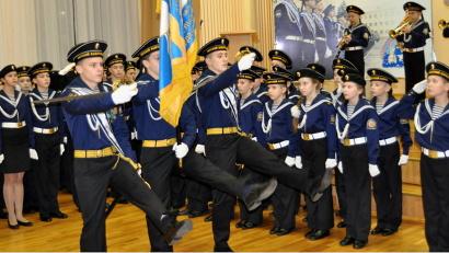 Кадетский корпус будет оказывать поддержку по организации патриотического воспитания и работе с молодежью другим образовательным организациям области